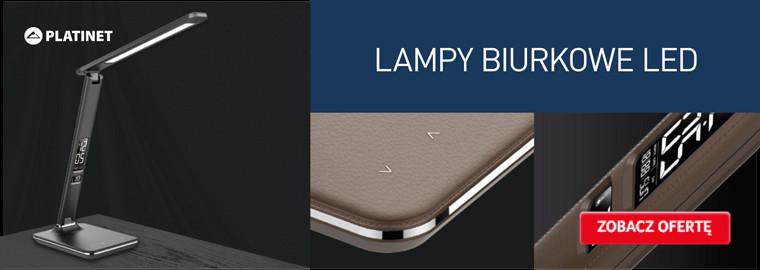 Platinet - Lampy biurkowe - Wyposażenie Biura - Szeroki wybór asortymentu w Selgros