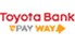 Toyota Bank Pay Way